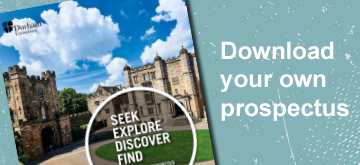 Download your Durham University PG prospectus