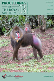 Image: Odour signals major histocompatibility complex genotype in an Old World monkey.