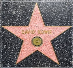 Which Lazarus was David Bowie referring to in his