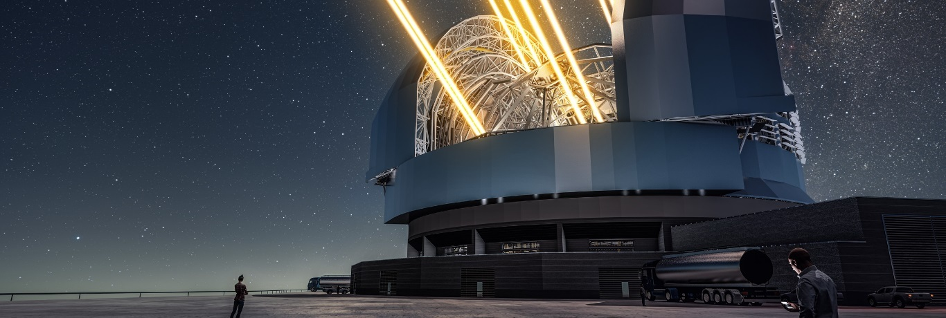 Bringing the world's largest telescope to life