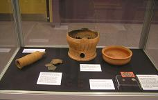 Objects from the Archaeology of Race exhibition