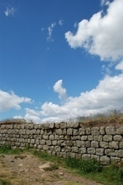 Image: The Fabulous Tales of the Common People, Part 2: Encountering Hadrian's Wall