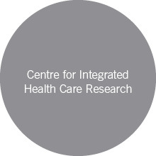 Link to Centre for Integrated  Health Care Research