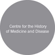 Link to Centre for the History of Medicine and Disease