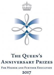 Queen's Anniversary Prize 2017
