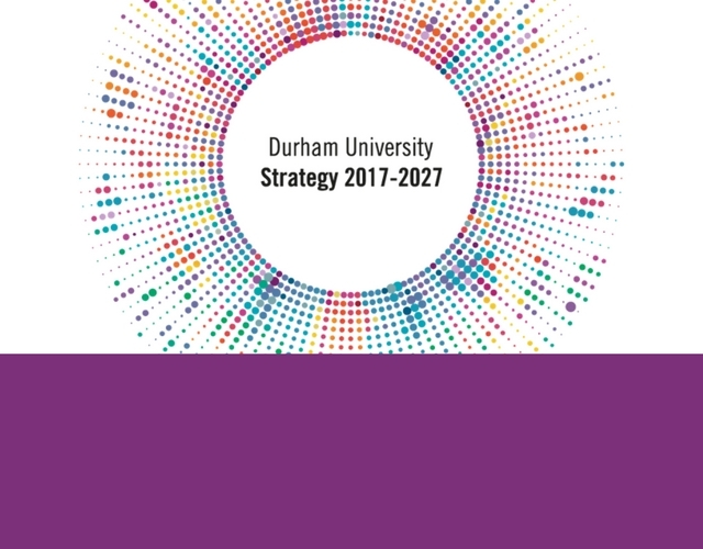 New Strategy for world-class research, education and wider student experience