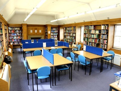 St Mary S College College Library Durham University