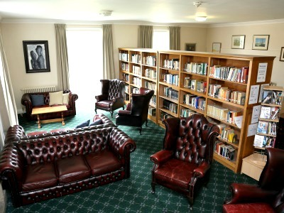 St Mary's College : College Library - Durham University