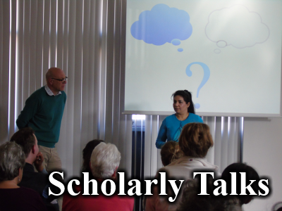 Scholarly Talks