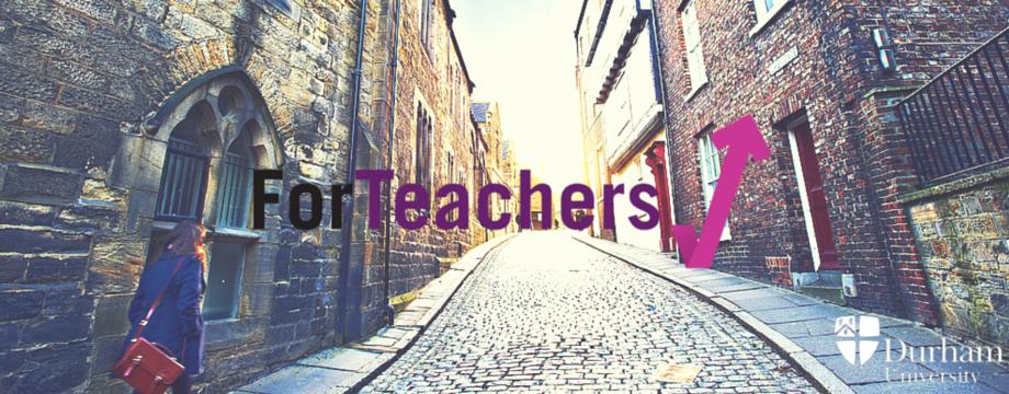Durham University For Teachers : Higher Education Teachers and