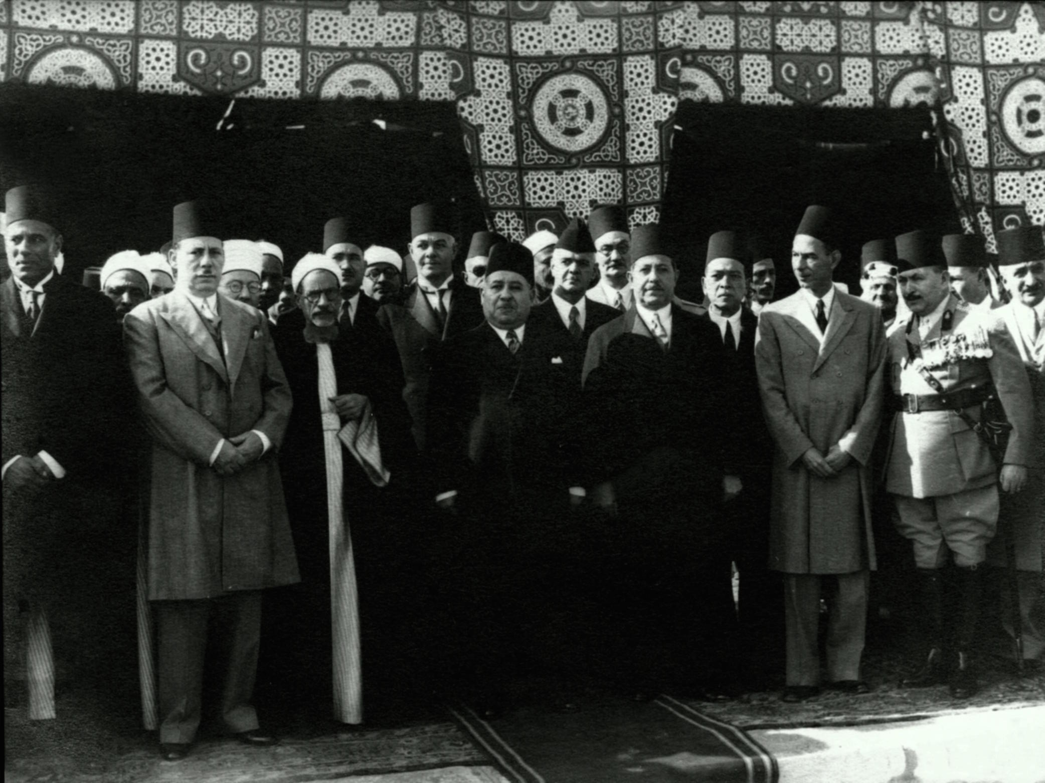 Nationalist Politicians in the 1940s
