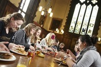 University College dining hall