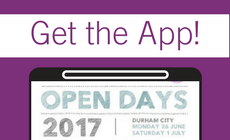Durham University Open Day App 2017