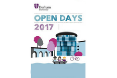 View the Previous Year's Open Day Guide