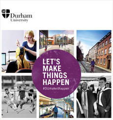 Durham University Personalised Prospectus