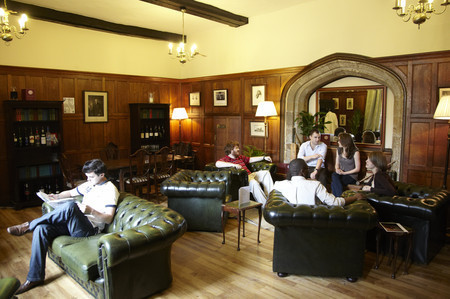 University College Social Spaces Durham University