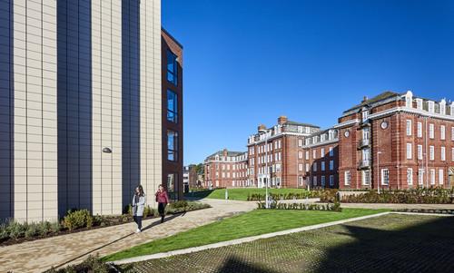 Ustinov College Sheraton Park Durham University