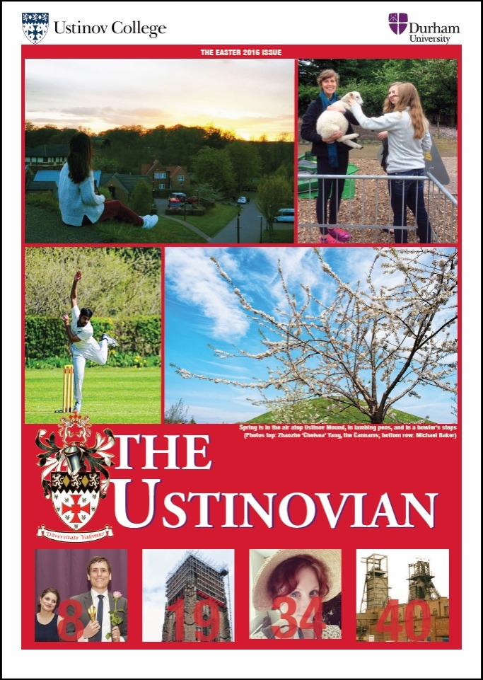 Catch up with life at Ustinov and beyond with the latest issue of The Ustinovian! (Click here for the pdf)