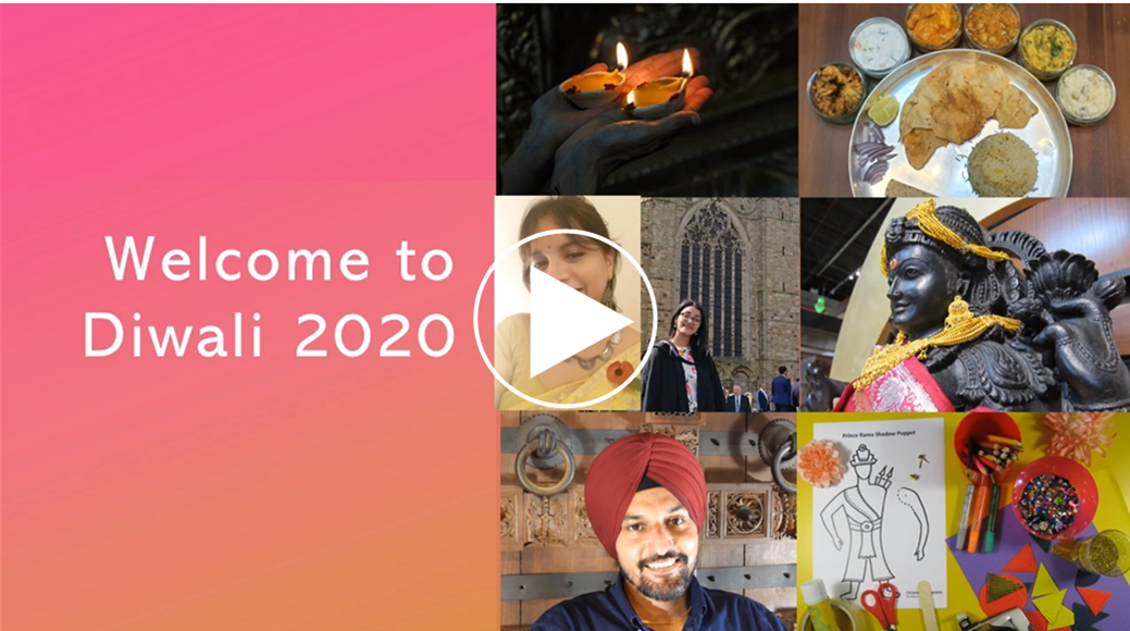 click this image for Diwali Welcome Message
