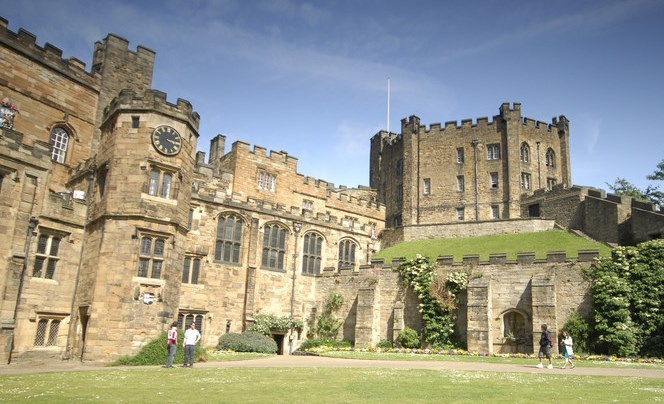 Self-guided visits at Durham Castle