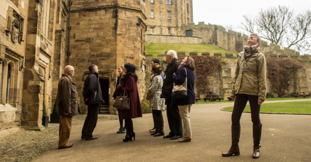 Durham Castle Tour, 10.15, 11.15, 12.15, 14.15, 15.15 and 16.15