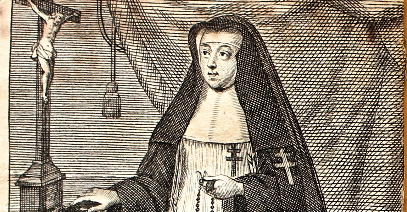 Image of Canoness of the Holy Sepulchre