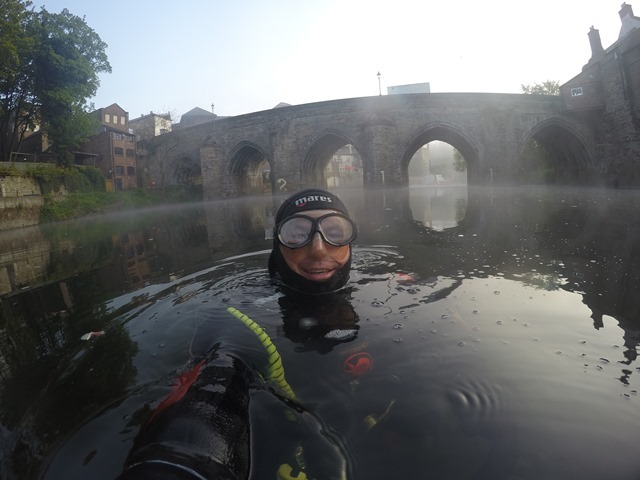 Investigating the small finds from Durham's River Wear – a scientific approach