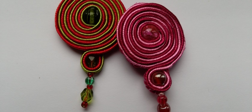Interface Arts Workshop: Soutache Brooch Workshop
