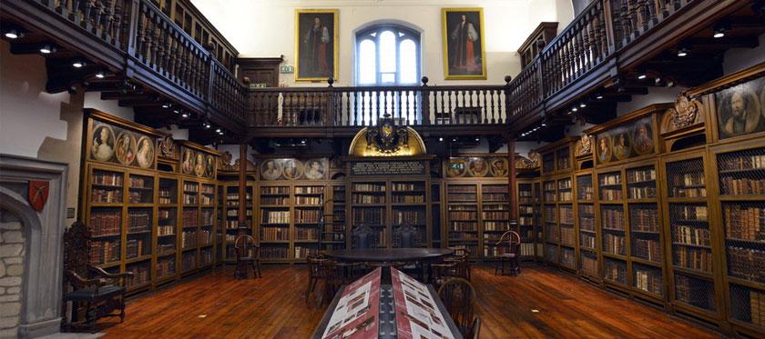 Bishop Cosin's Library