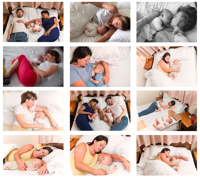 Bed Sharing Babies And The Bmj Leads To New Image Bank By