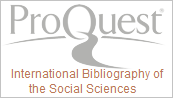 The International Bibliography of the Social Sciences (IBSS) includes over 3 million bibliographic references to journal articles and to books, reviews and selected chapters dating back to 1951. It is unique in its broad coverage of international material and incorporates over 100 languages and countries. It provides cross-disciplinary coverage across the social sciences, focused on four primary subject areas: anthropology, economics, political science and sociology.