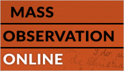 This resource includes essays on British social history collected between 1937 and 1972 during a project called the Mass Observation. The archives also include photographs, file reports, diaries, day surveys and links to other sites. Mass Observation Online offers access to one of the most important archives for the study of social history in the modern era.