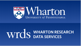 Wharton Research Data Services (WRDS) is a web-based business data research service. Developed in 1993 WRDS provides researchers with access to financial, economic and marketing data. The majority of the material within WRDS is north American. WRDS data service gives users access to a number of companion databases under the Wharton Research Data Services (WRDS) including; COMPUSTAT North America (from Standard & Poors) 300 annual & 100 quarterly data items on more than 24,000 listed companies. CRSP (Center for Research in Security Prices) a comprehensive collection of data from NYSE, AMEX and the Nasdaq markets. IBES (Institutional Brokers Estimates System) provides forecasts from securities analysts. NYSE TAQ (Trade and Quote) provides trade and quote data from NYSE, AMEX and the Nasdaq markets. Compustat ExecuComp offers executive compensation data in addition to detailed breakouts of compensation data under the pre-2006 reporting rules for those who are researching historical compensation trends. The Bureau van Dijk databases Amadeus, Bankscope and Orbis provide company information searchable through the WRDS portal. Amadeus provides users with access to company information for both Western and Eastern Europe, with a focus on private company information; company financials in a standard format so you can compare companies across borders; financial strength indicators; directors information; images of report and accounts for listed companies; stock prices for listed companies; detailed corporate structures; market research; business and company-related news; M&A deals and rumours. Orbis provides materials similar to Amadeus, but with an international dimension.